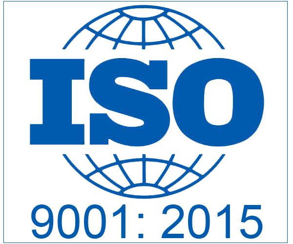 ISO 9001-2022 Badge