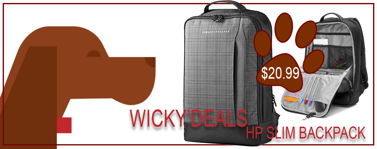 WickyDog Deal of the Week - HP F3W16AA