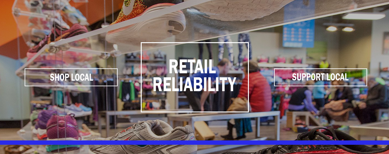 Retail Mobility with Big Blue Products