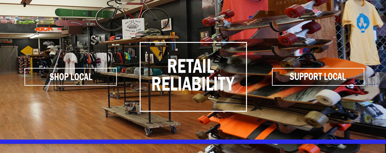 Retail Reliability with Big Blue Products