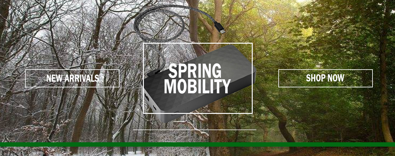 2NA10UT - Spring Mobility with Big Blue Products